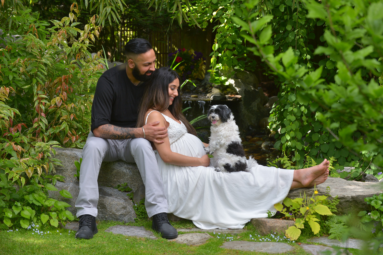 pregnancy-with-dog-photo-ideas