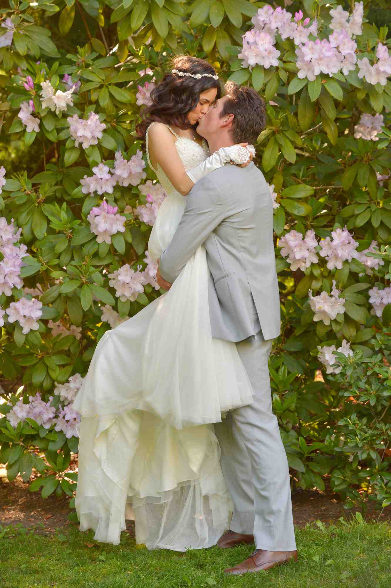 sendel gardens wedding photos