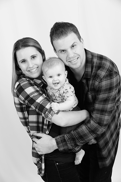 studio family photography