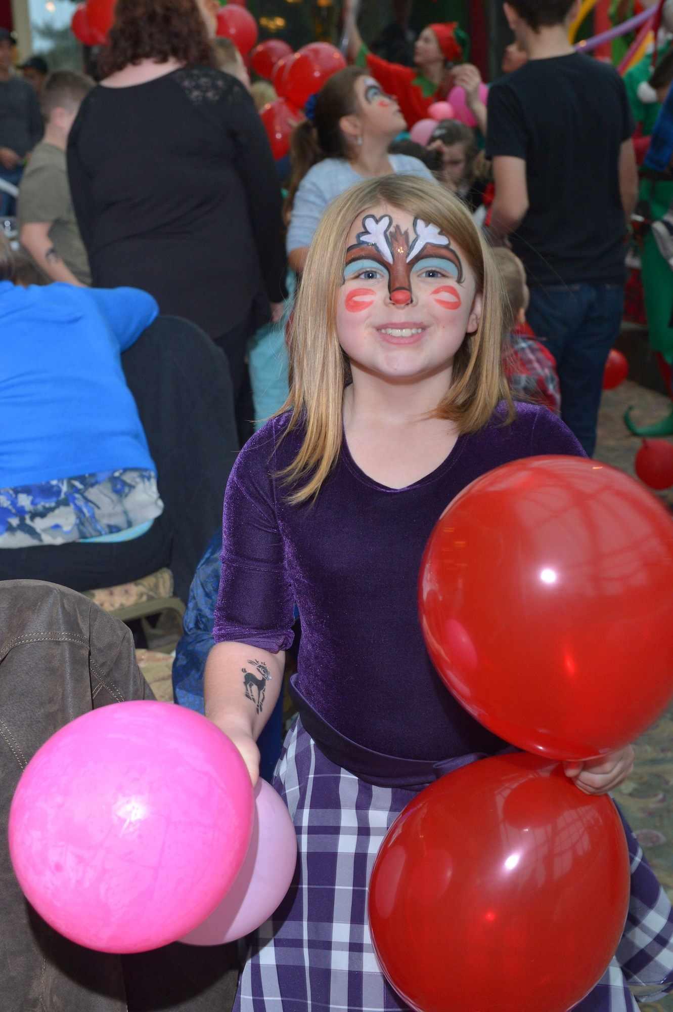 chrismas party photos