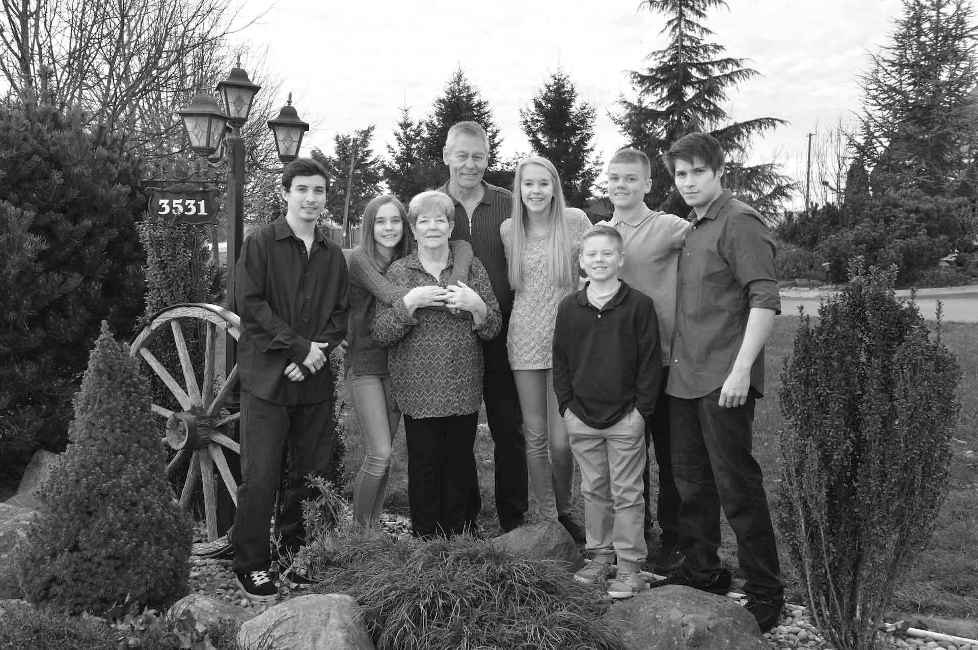 generational family photos